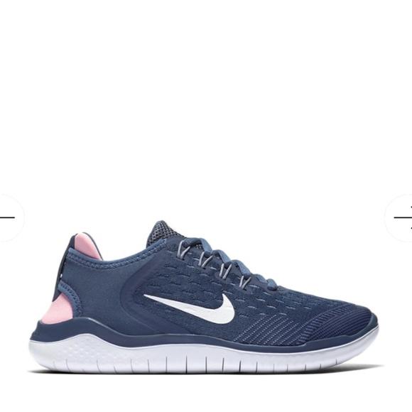 7ce1b7b41b6aa Nike girls free run 2018 size 6Y